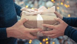 ママに渡すクリスマスプレゼント【2パターン】